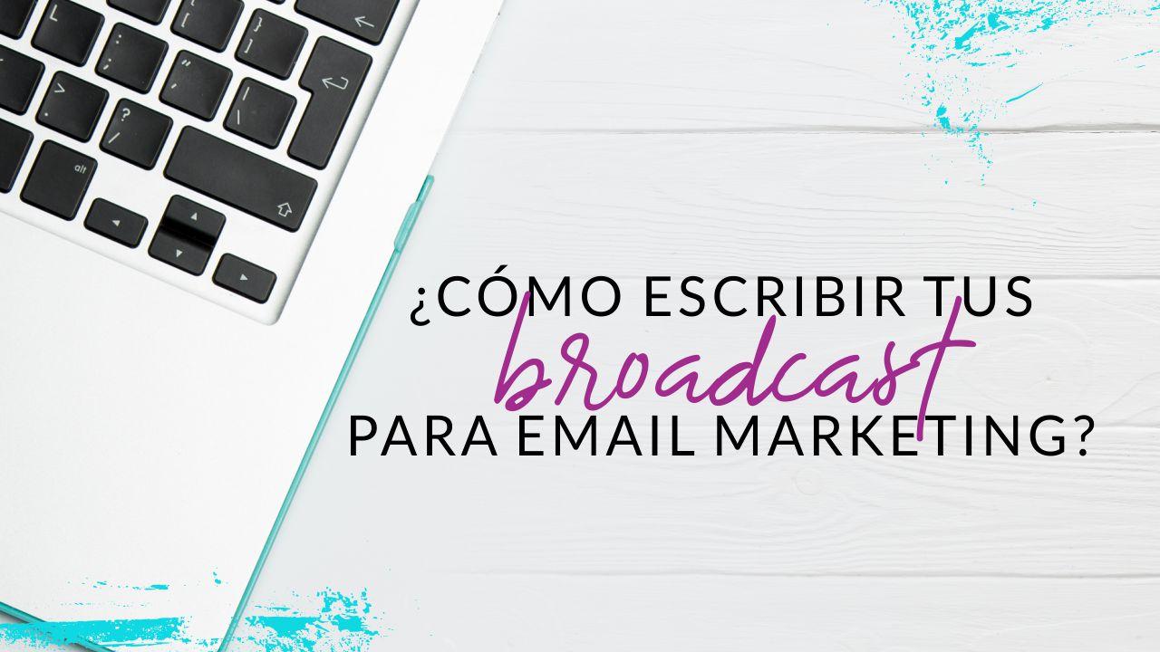 Episodio 70: ¿Cómo escribir tu newsletter para Email Marketing?