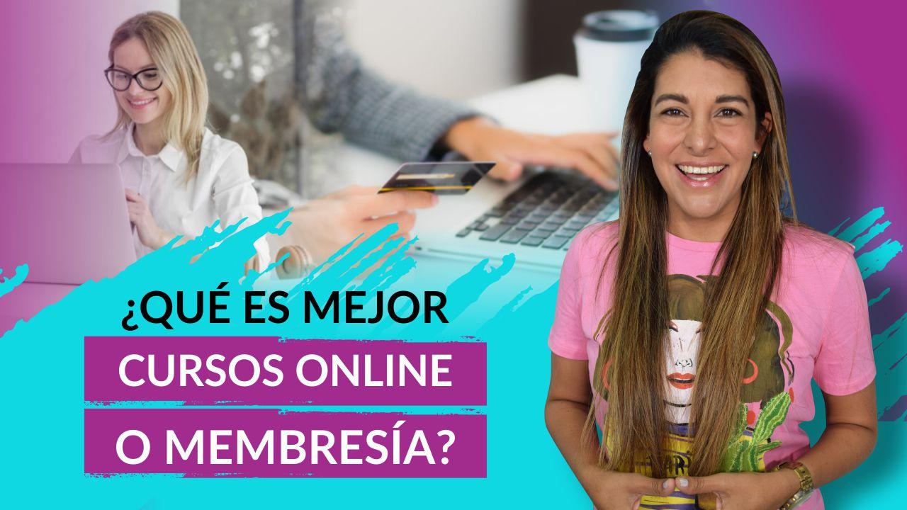 Episodio 82: ¿Qué es mejor, cursos online o membresías?